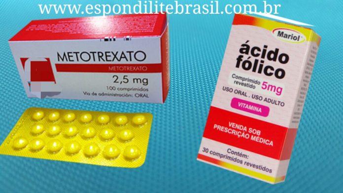 Metotrexato e ácido fólico