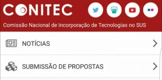 "alt=""CONITEC lança aplicativo"""