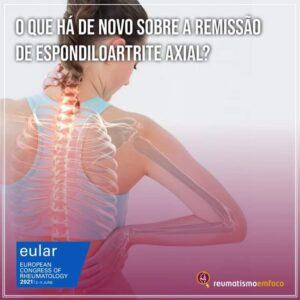 "alt=""Espondiloartrite e remissão"""